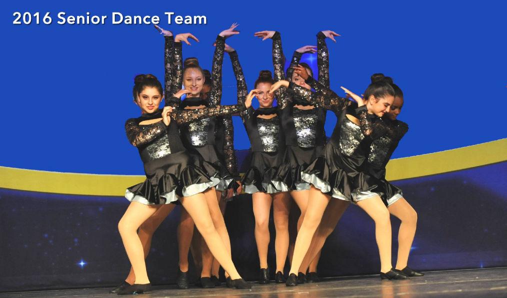 Seniors Competition Team