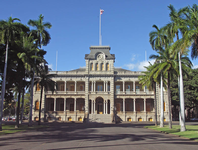 Historic Iolani Palace