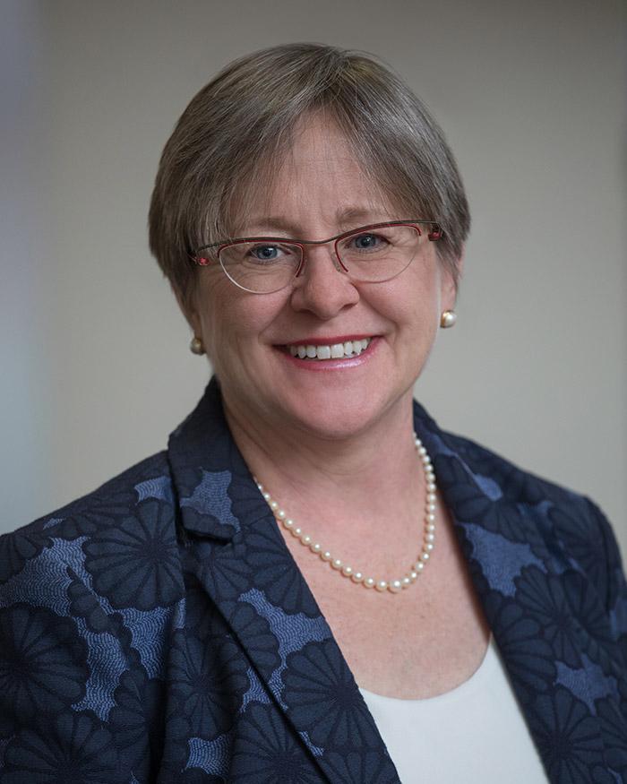 Kimberly K. Cox, Ph.D., President