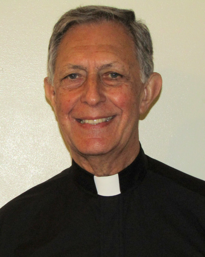Father Gap LoBiondo, Chaplain