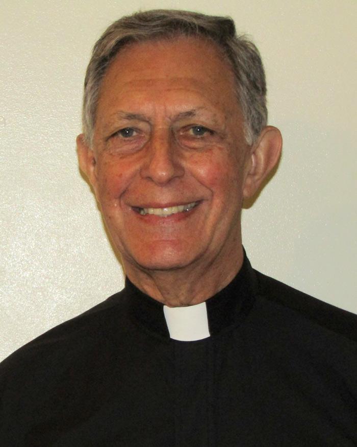 Father Gap LoBiondo, Chaplain