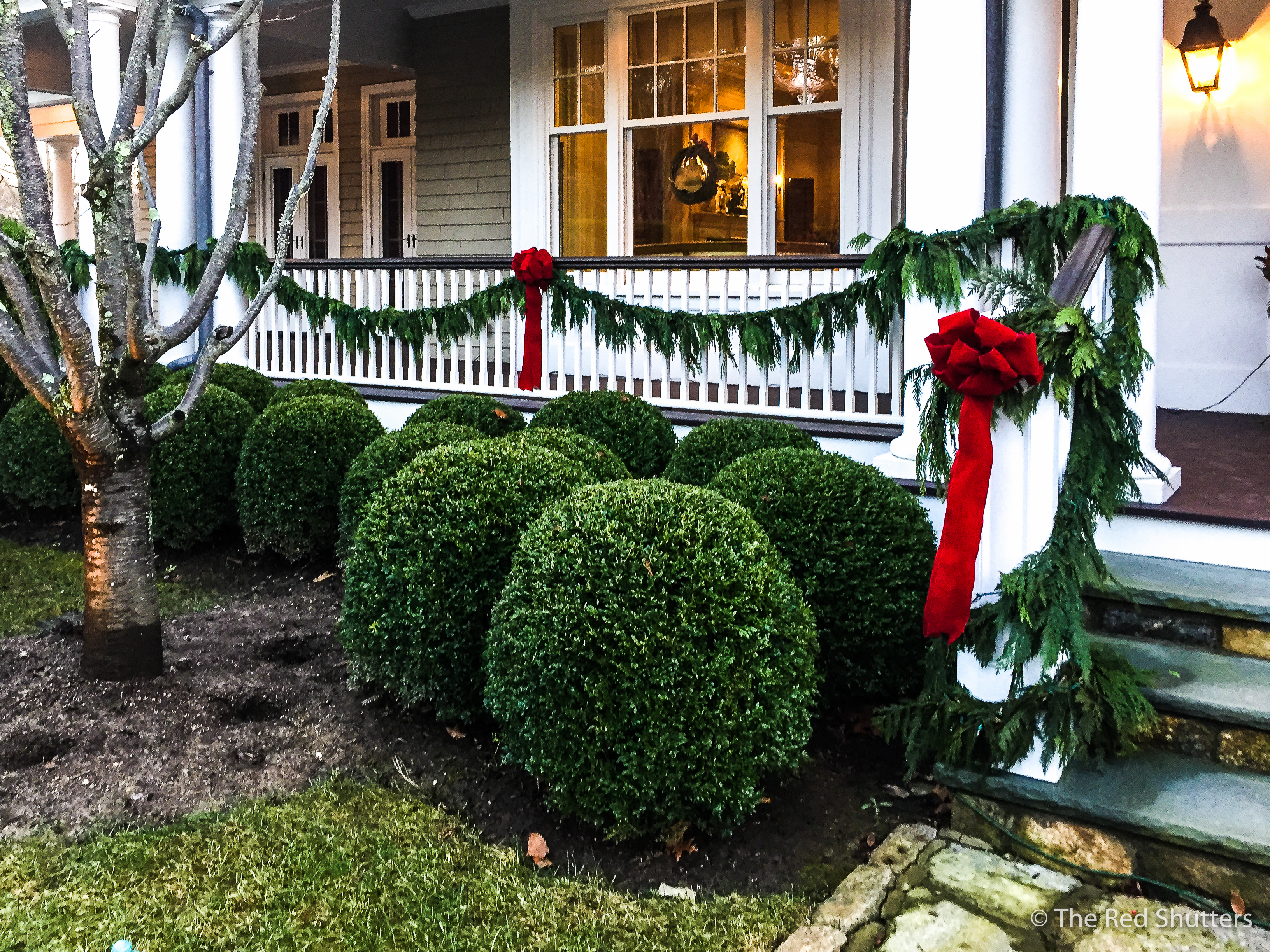 Greenwich Holiday House Tour