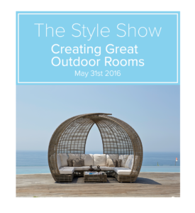 Creating Great Outdoor Rooms
