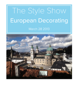 European Decorating