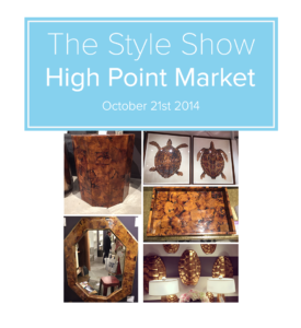 High Point Market: Fall 2014