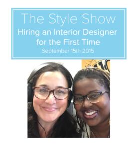 Hiring an Interior Designer for the First Time