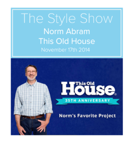 This Old House: Norm Abram