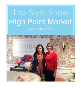 High Point Market: Spring 2015