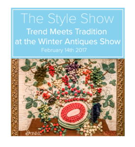 Trend Meets Tradition at the Winter Antiques Show