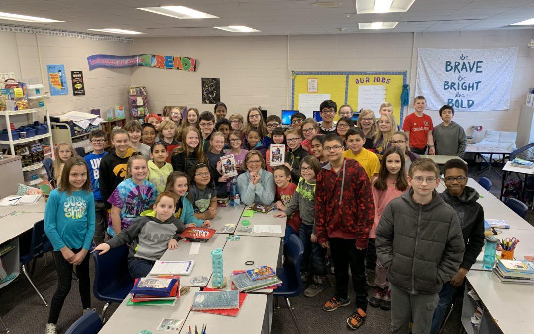 Riverdale Heights Elementary, Bettendorf, Iowa