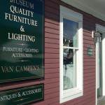 Van Campen's Museum Quality Furniture and Lighting