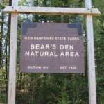 Bear Den Geological Park & Trail