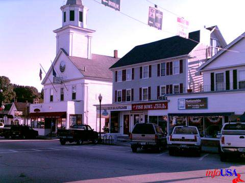 Milford Downtown