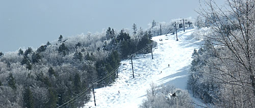 skiing in the Monadnock region
