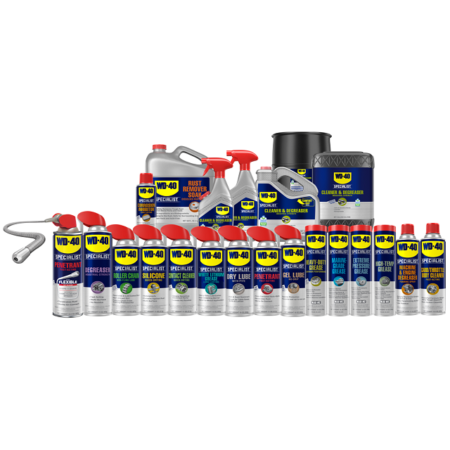 WD-40 Specialist® Product Line