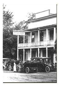 Tallman hotel historical image