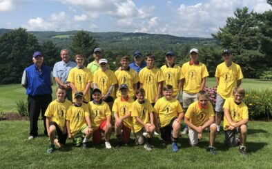 HFCC Junior Golf Clinic 2019