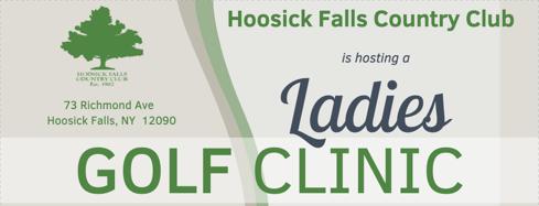 golf clinic header
