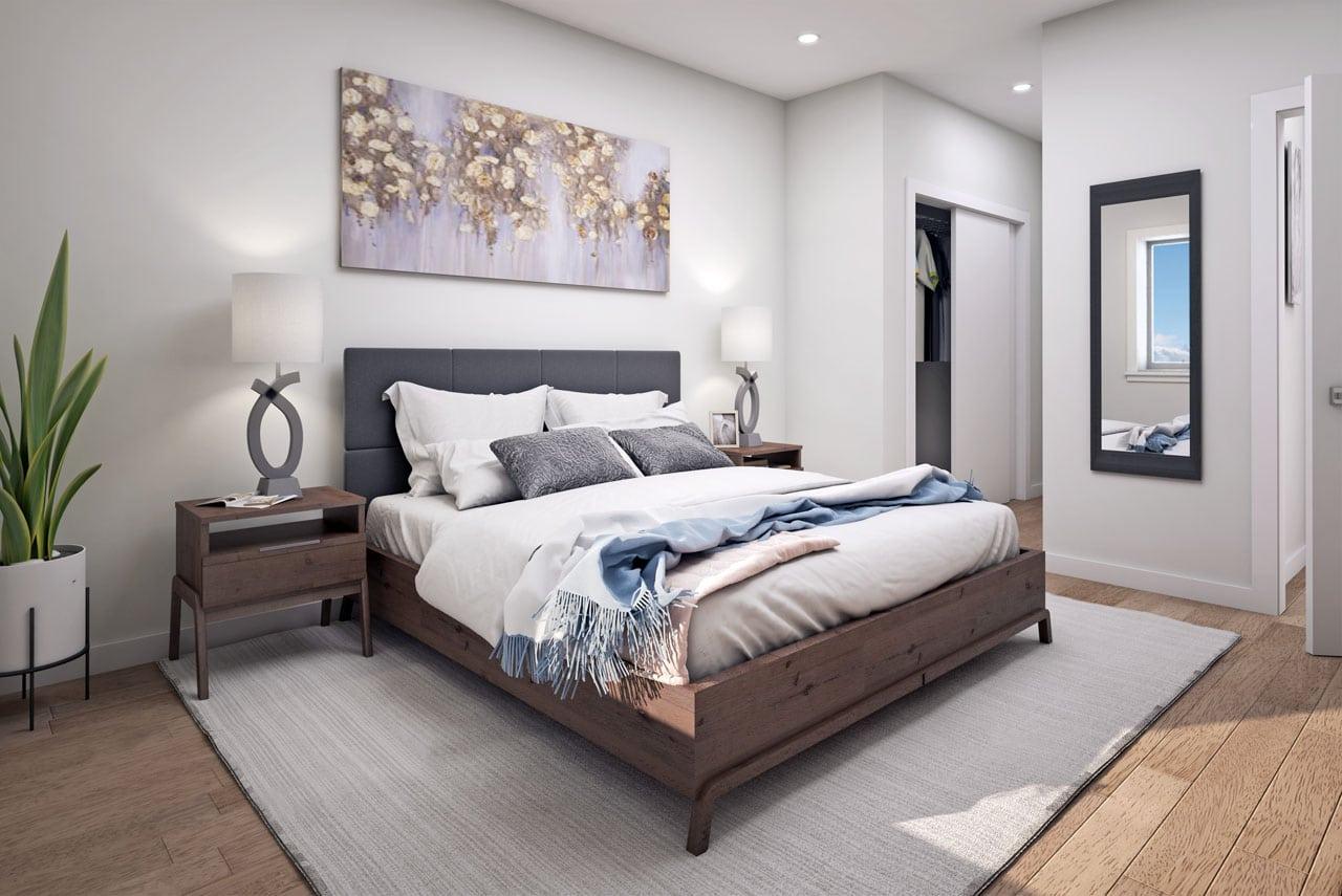 Oso Golden_bedroom