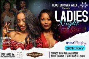 Houston Cigar Week: Ladies Night @ Clé @ Clé Day | Night Club