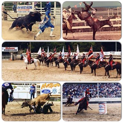 All American Rodeo 10k Added Money June 20 21 2014