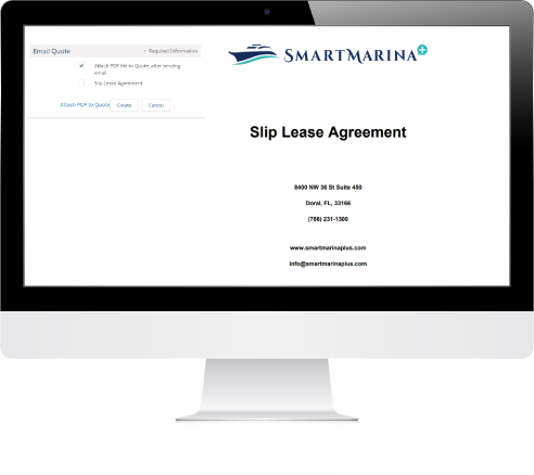 Marina software solutions use enhanced technology to improve marina management. best marina software use reports, dashboards, documents, slip lease agreement sertifi