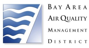 Logo of Bay Area Air Quality Management District