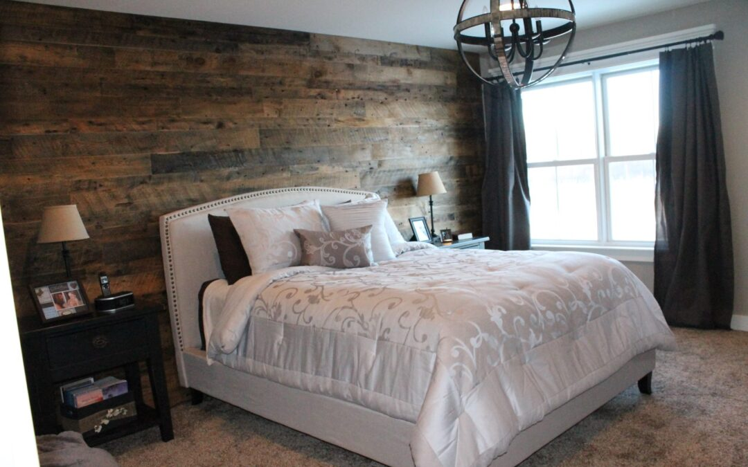 Bedroom Barnwood Wall