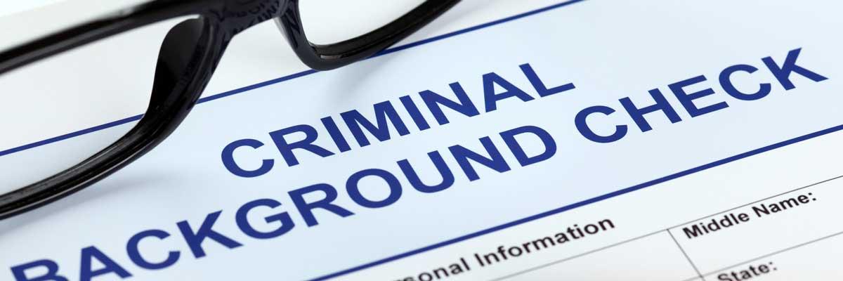 Criminal Background Checks in Dallas