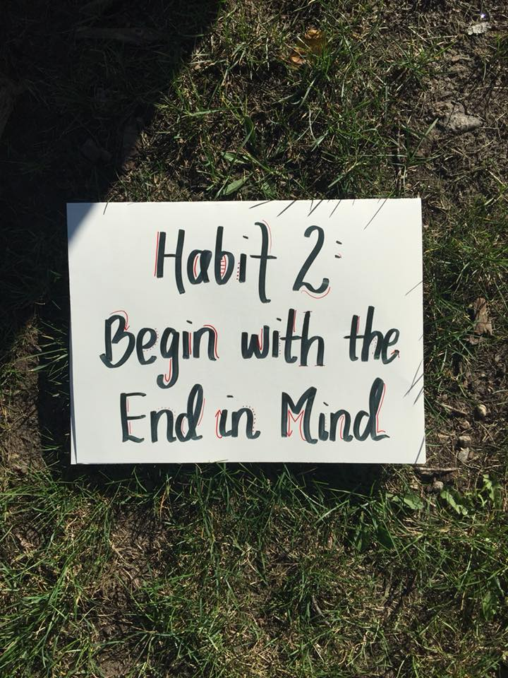 Habits of Kindness: Begin With the End in Mind