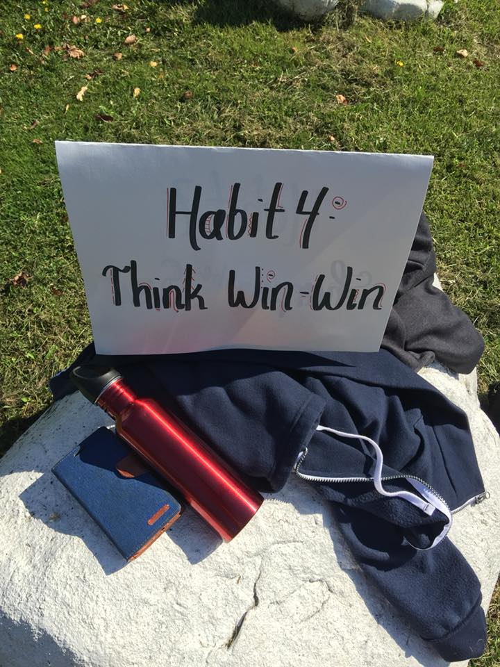 Habits of Kindness: Think Win-Win