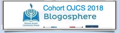 "A Trip Around The ""Cohort 2018"" OJCS Blogosphere"