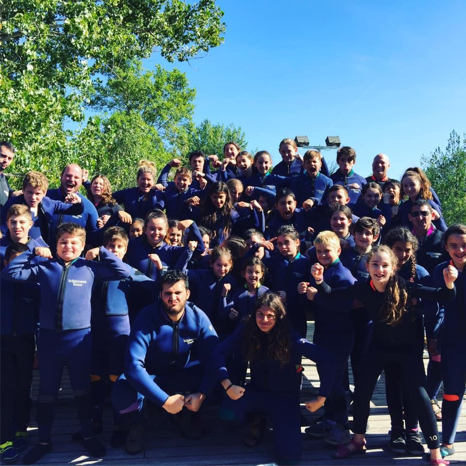 2019 OJCS Middle School Retreat