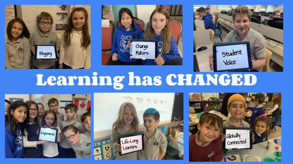 OJCS Parent Connect: The Future of Learning