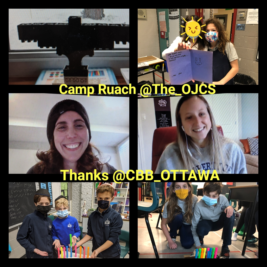 CBB Brings the Ruach to OJCS!
