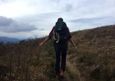 Hiking to Black Balsam Knob