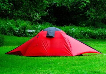 Activity for the Week: Pitch a Tent in the Backyard