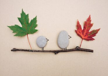Activity of the Week: Craft with Fall Leaves