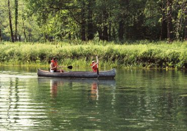 Activity for the Week: Go Canoeing