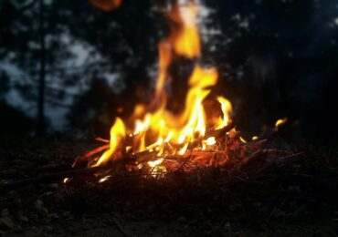 Activity of the Week: Build a Campfire!