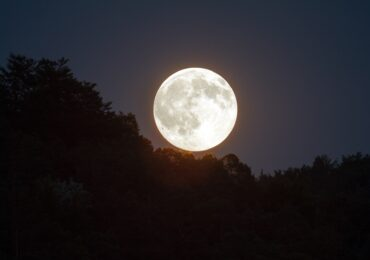 Activity of the Week: View the Harvest Moon