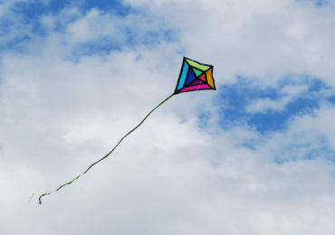 Activity of the Week: Fly a Homemade Kite