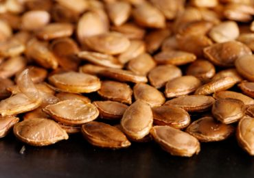 Idea for the Weekend: Roast Pumpkin Seeds