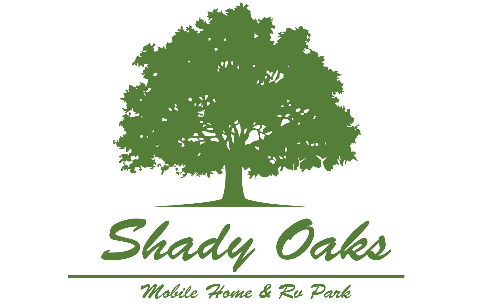 Shady Oaks Mobile Home RV Park