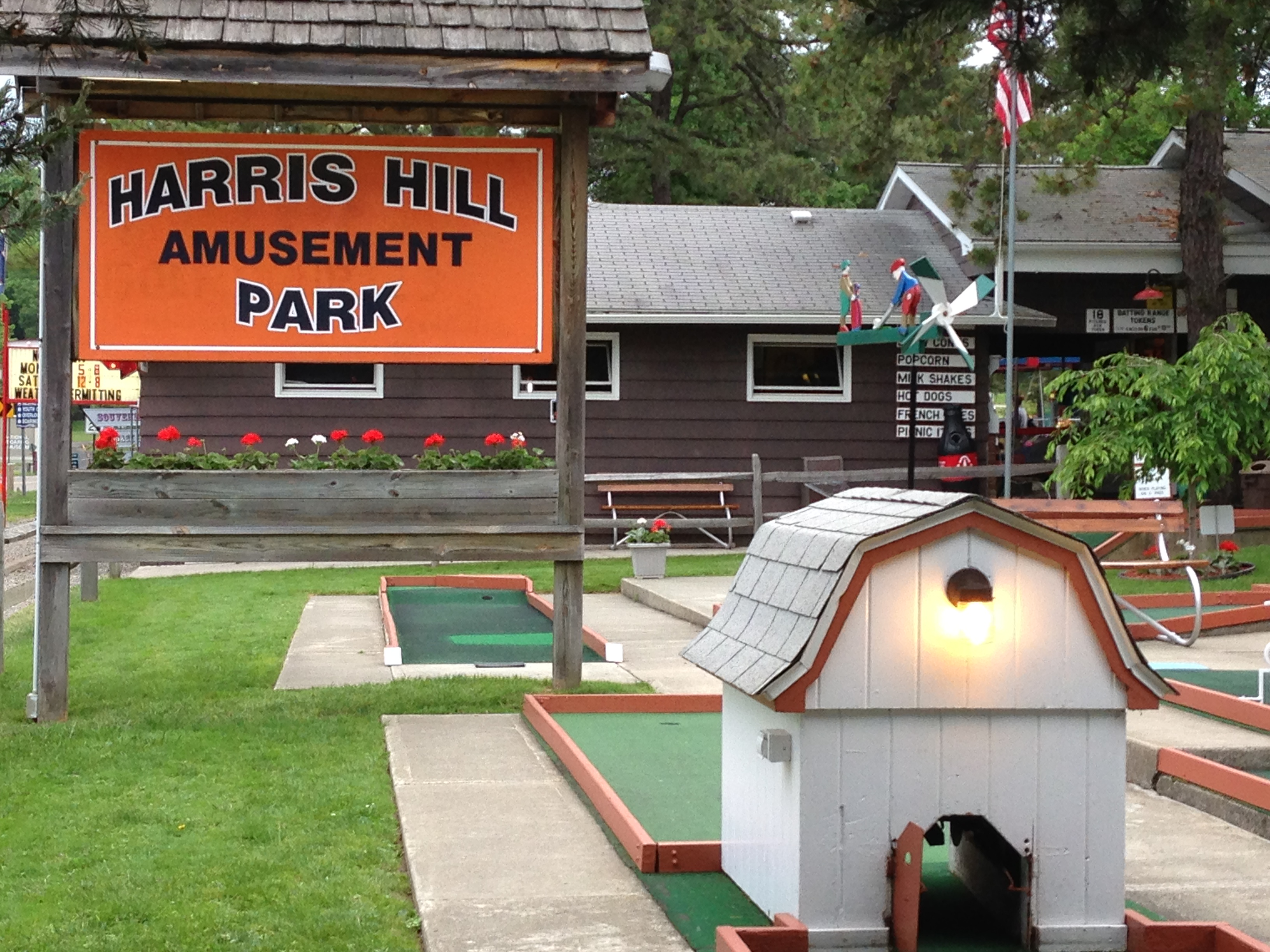 Harris Hill Putt Putt: Some Things Never Get Old