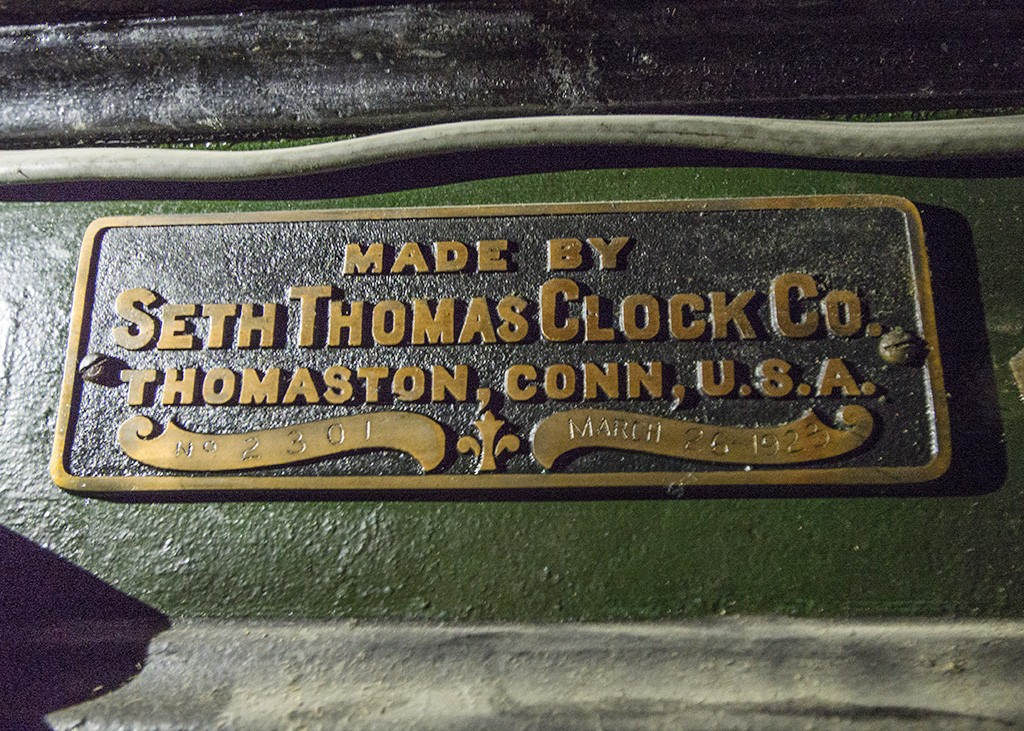 HiddenCorning_AP Bell_ClockPlaque