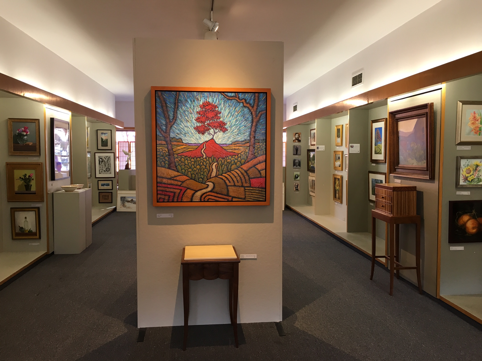 West End Gallery in Corning, NY