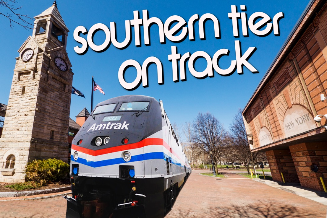 Southern Tier On Track Update