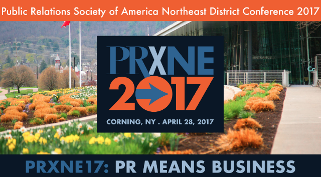PRxNE17: Time to Show Off Again, Corning