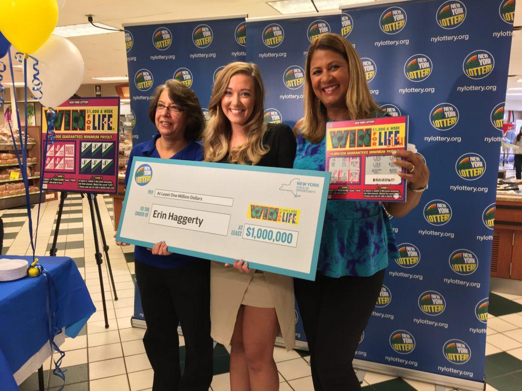 Erin Haggerty Lottery Wegmans